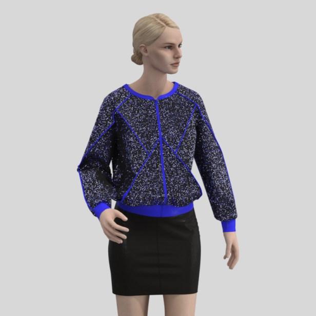 projektowanie mody w 3D