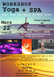 affiche workshop