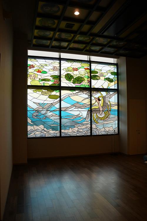 菩提寺ステンドグラス03
