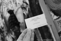 La tarjeta de Matt C Ellis