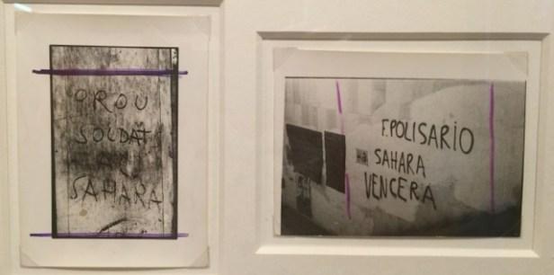 """4 Fotografía en la exposición """"De mur a mur"""" en el AFB"""