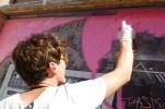 El rosa suele estar presente en sus proyectos