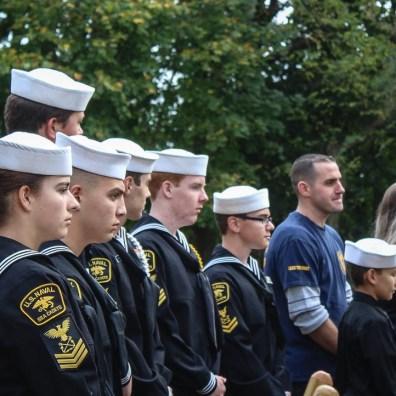 Ground Breaking Murph Navy SEAL Museum NY-26
