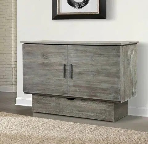 three types of cabinet beds to consider