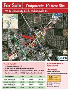 University Blvd & I-95 Jacksonville, FL