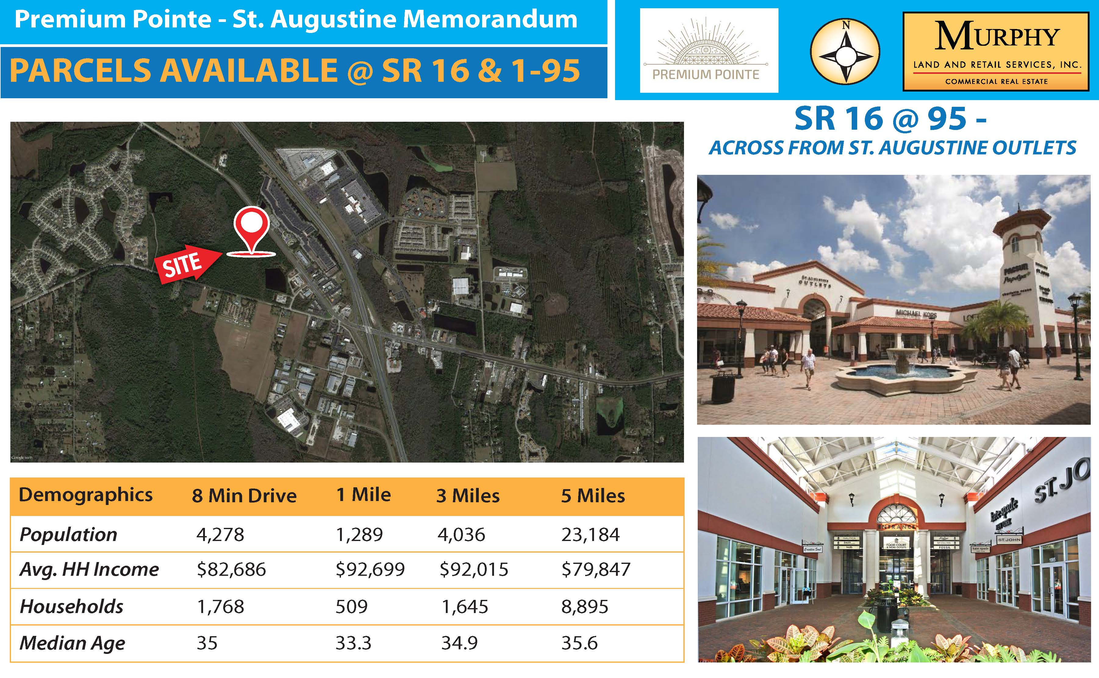 Premium Pointe at SR 16 and I-95