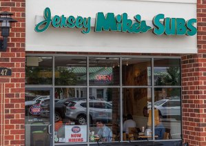 Jersey Mike's Subs Exterior