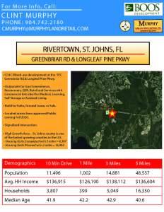 Rivertown Landing Page