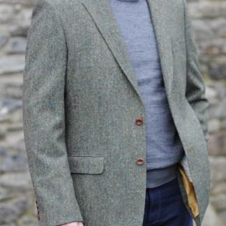 Glanmire Traditional Tweed Jacket