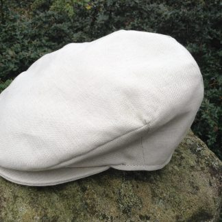 Irish Linen Cap Sand