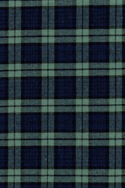Gleneske Tartan Irish Nightshirt Black Watch