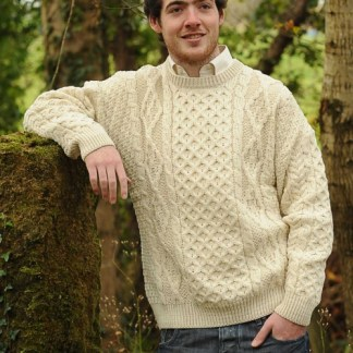 Men's Aran Sweaters