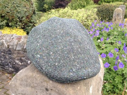 Brad Pitt Style Tweed Cap Far Away Hills