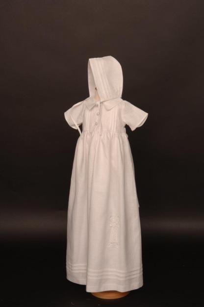 Celtic Cross Short Sleeve Gown
