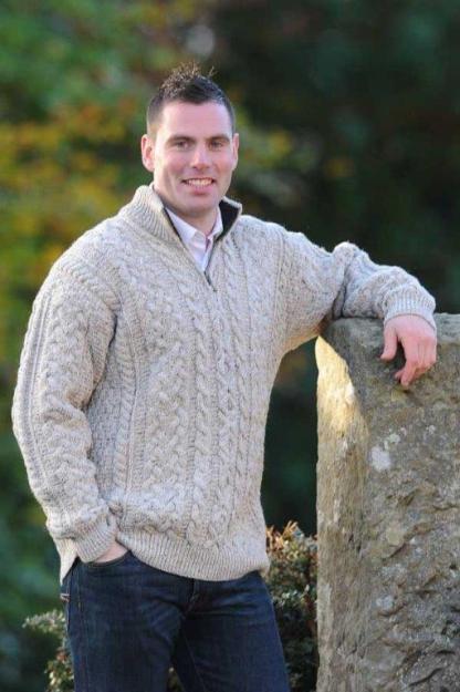 Killybegs Aran Sweater