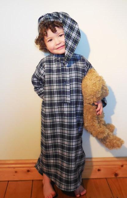 Dress Gordon Childrens Nightshirt