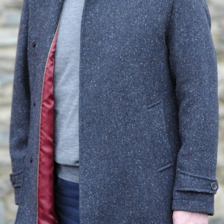 Galway Tweed Car Coat