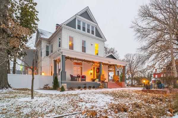 The Henry Weymann House