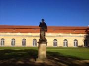 Linker Innenhof