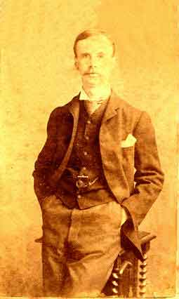 Margery\'s father, James Henry Morris