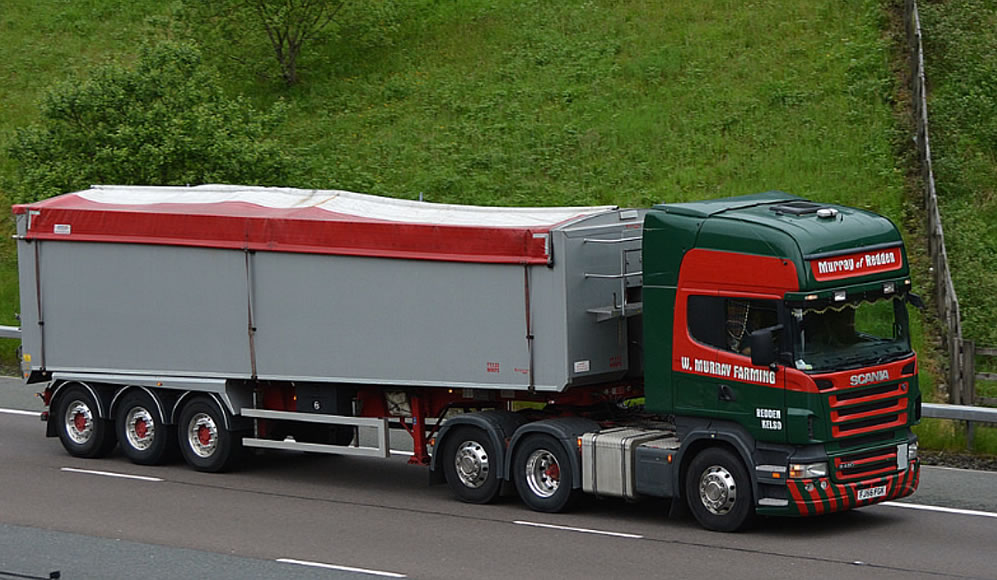 Murray of Redden lorry