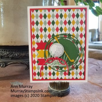 Clubhouse - Golf-Themed Cards (3)