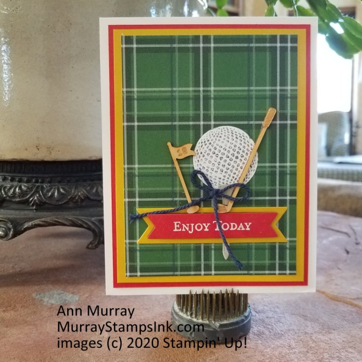 Clubhouse - Golf-Themed Cards (6)
