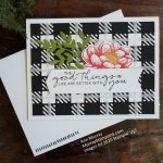 Life is Better With You: Stampin' Up! Tasteful Touches