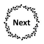 Scrapbook Blog Hop Next button