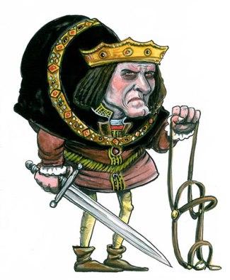 evil richard iii