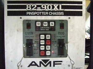 AMF32-1 Pinspotter chassis 82-90XL