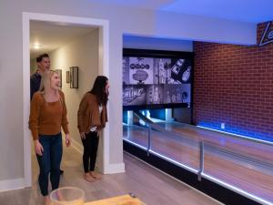 Bowling in your home