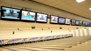 Auto bowling scoring system