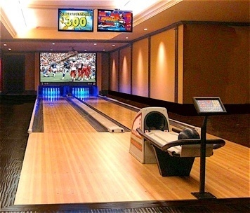Residential Bowling Alleys