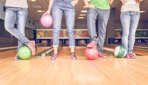 Used Bowling Equipment