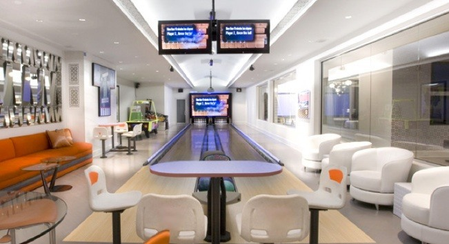 Residential Bowling Alley Builder, Residential Bowling Lanes
