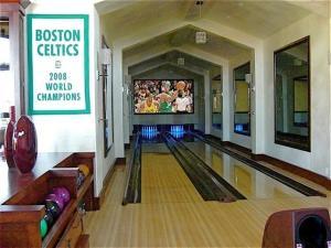 Celtics Home Bowling Lanes