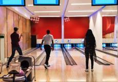 running a bowling team