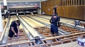 Bowling Alley Modernization