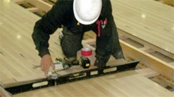 Bowling equipment manufacturer