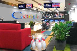 Google Bowling Lanes