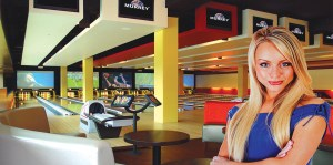 Bowling alley equipment, home bowling installations