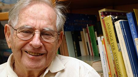 20 février 2020: Décès de Jean-Claude Pecker, membre du MURS