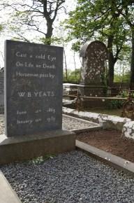 Yeat's Grave