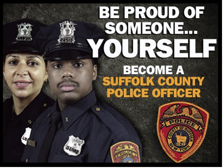 Disqualified from Becoming a Suffolk County Police Officer