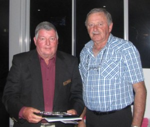 36 Hole Winner-Vern Roberts