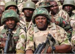 Borno: Dakarun Soji Sun Daƙile Harin Boko Haram