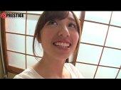 新人セクシー女優の深川鈴が温泉旅館で一生懸命セックスをして可愛い声で喘ぐアダルトビデオ動画