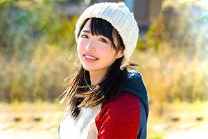 美園和花 「エッチなこと教えてください。」18歳の巨乳美少女が初々しいSEXの画像です