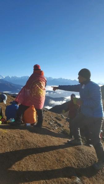 Ang Dawa Sherpa trek